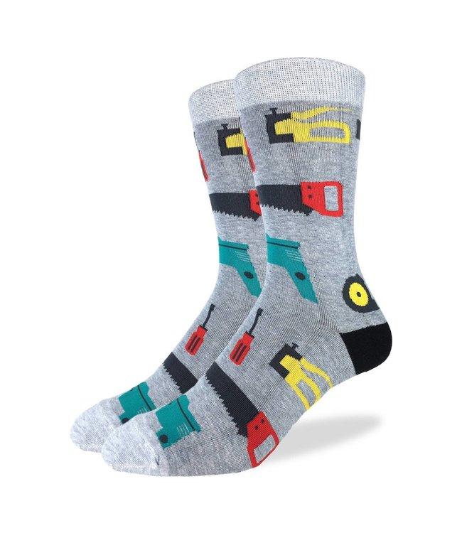 Good Luck Socks Mens Tool Socks Size 7-12