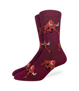 Good Luck Sock Men's Raging Bull Size 7-12
