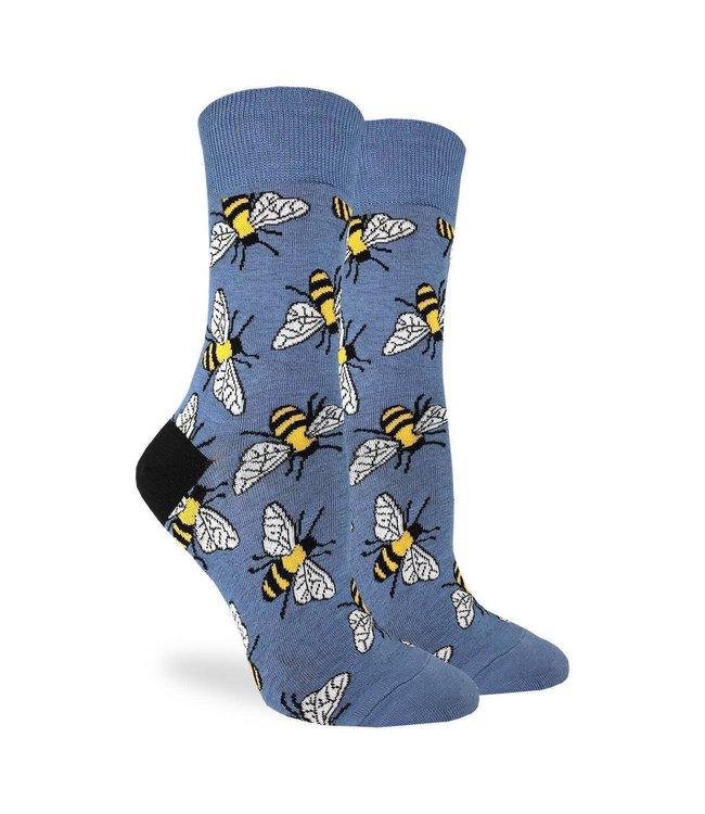 Good Luck Sock Women's Bees Size 5-9