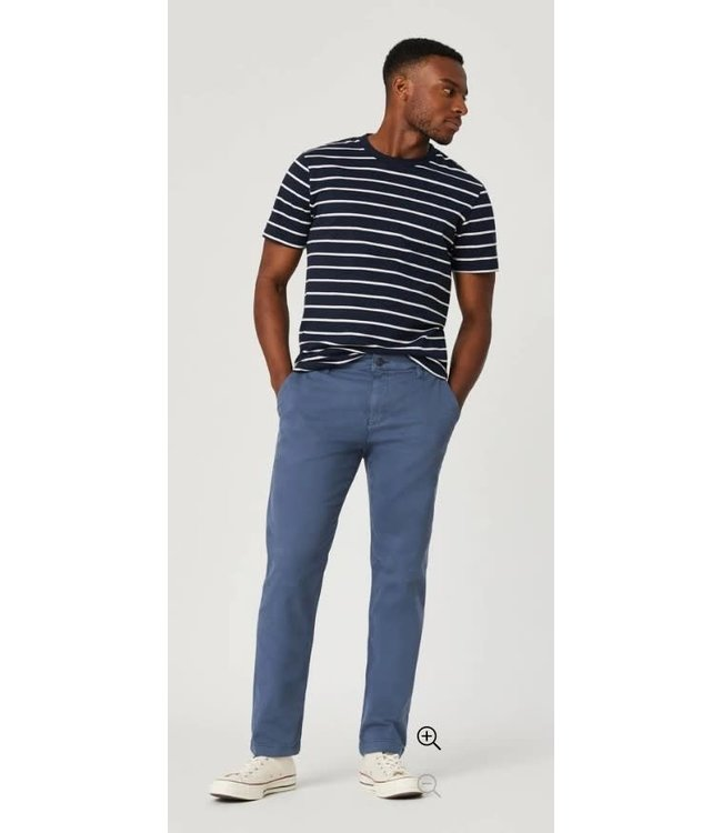 Mavi Mens Johnny Vintage Indigo Twill Pant