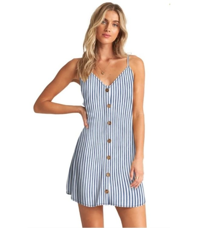 Billabong Womens Sweet For Ya Dress