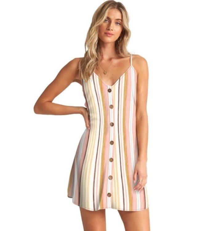 Billabong Womens Sweet For Ya Dress