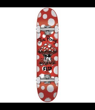 Flip Flip Complete Penny Dots Red 8.13-32 Skateboard