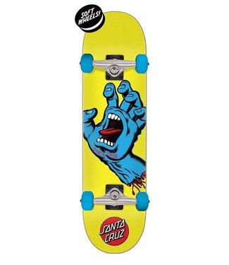 Santa Cruz Cruz Complete Screaming Hand 7.75x30 Skateboard