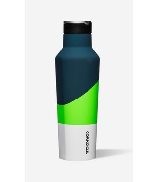 Corkcicle Corkcicle 20oz Sport Canteen Electric Green