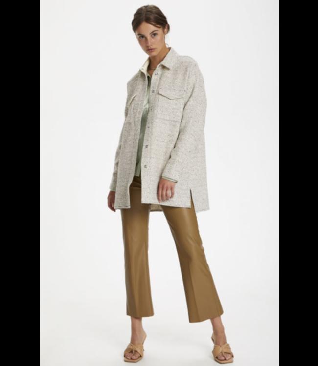 Soaked In Luxury Coppola Shirt Jacket