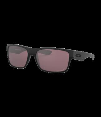 Oakley Oakley TwoFace Matte Black w/Prizm Daily Polarized