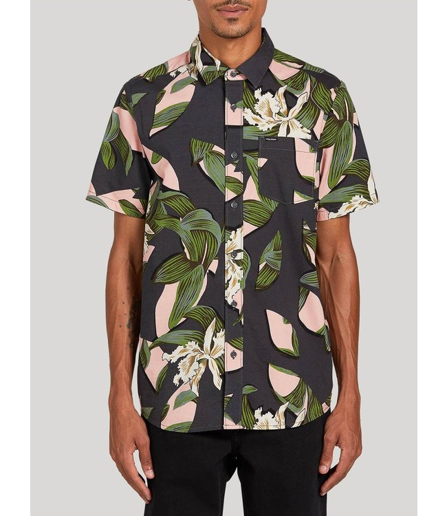 Volcom Mens Cut Out Floral