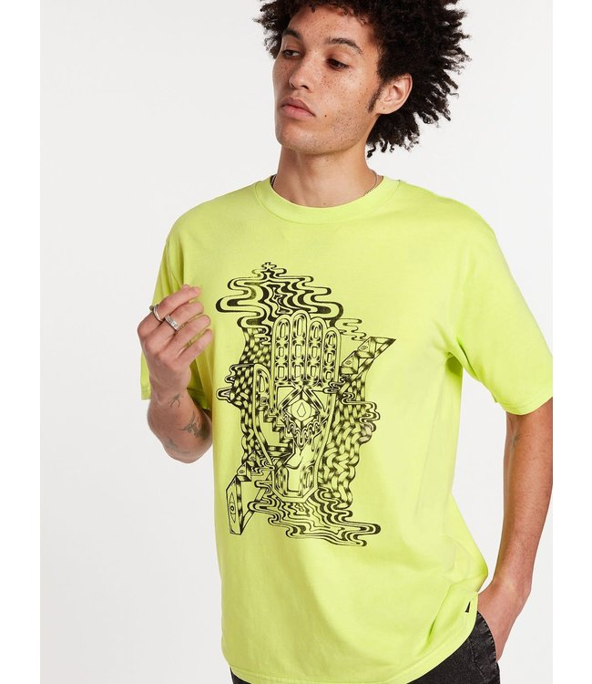 Volcom Mens Clairvoyant Tee