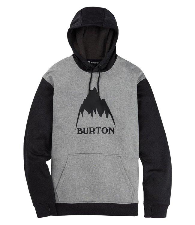 Burton Mens M Oak Hoodie