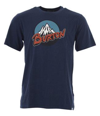 Burton Burton Mens Retro Mountain Tee