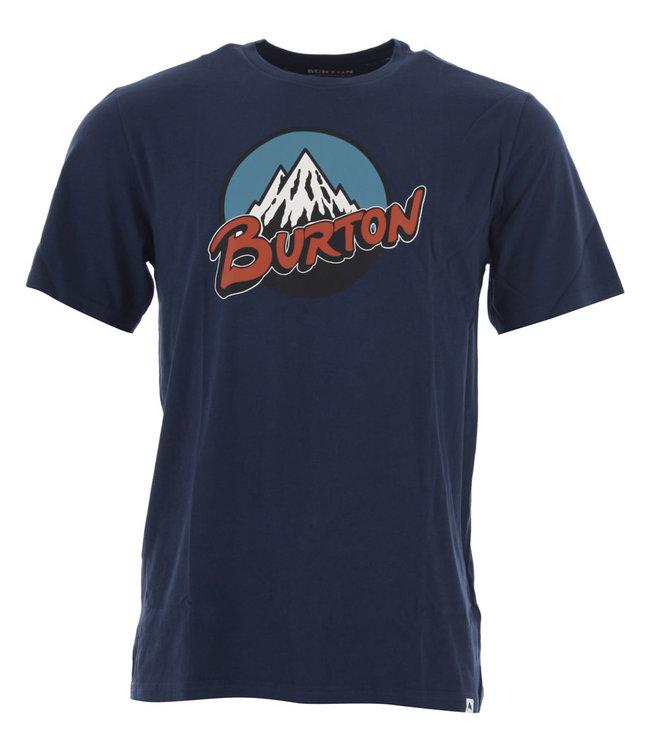 Burton Mens Retro Mountain Tee
