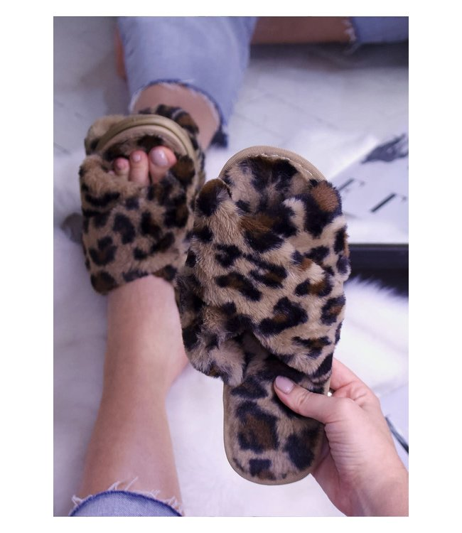 Angeleye Slipper with Faux Fur