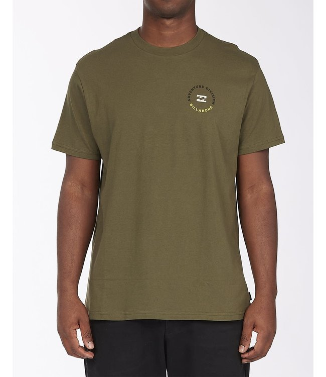 Billabong Mens View Tee