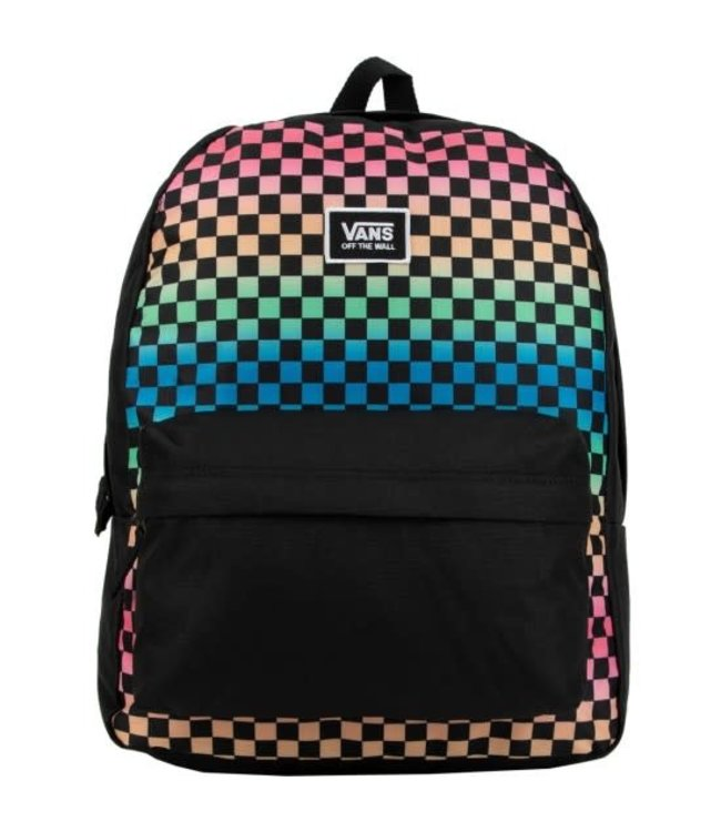 Vans Realm Classic Backpack Gradient Check