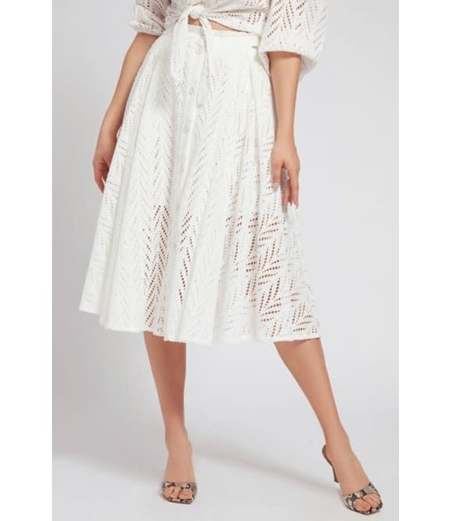 Guess Womens Najm Skirt