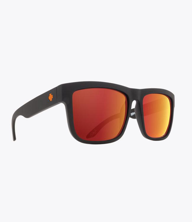 Spy Discord Dale Jr Matte Black Orange Spectra