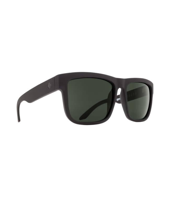 Spy Discord Soft Matte Black Happy Gray Green