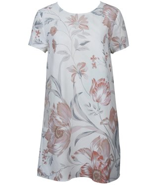 MinkPink Minkpink Serenity Floral Tee Dress