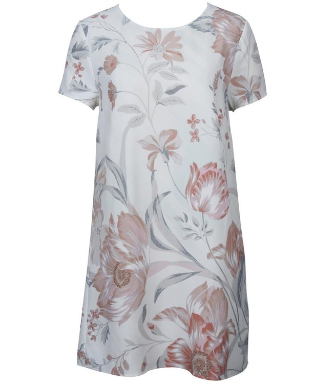 Minkpink Serenity Floral Tee Dress