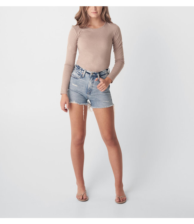 Silver Womens Highly Desirable Short