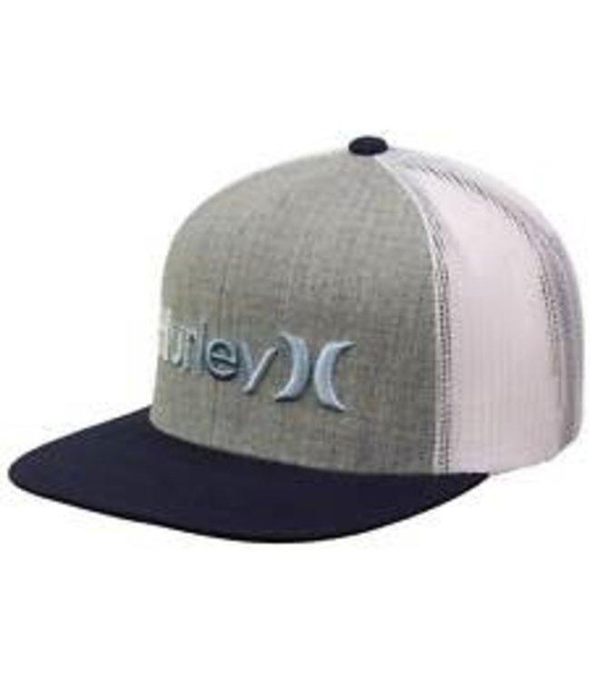 Hurley Mens O&O Gradient Snapback Hat