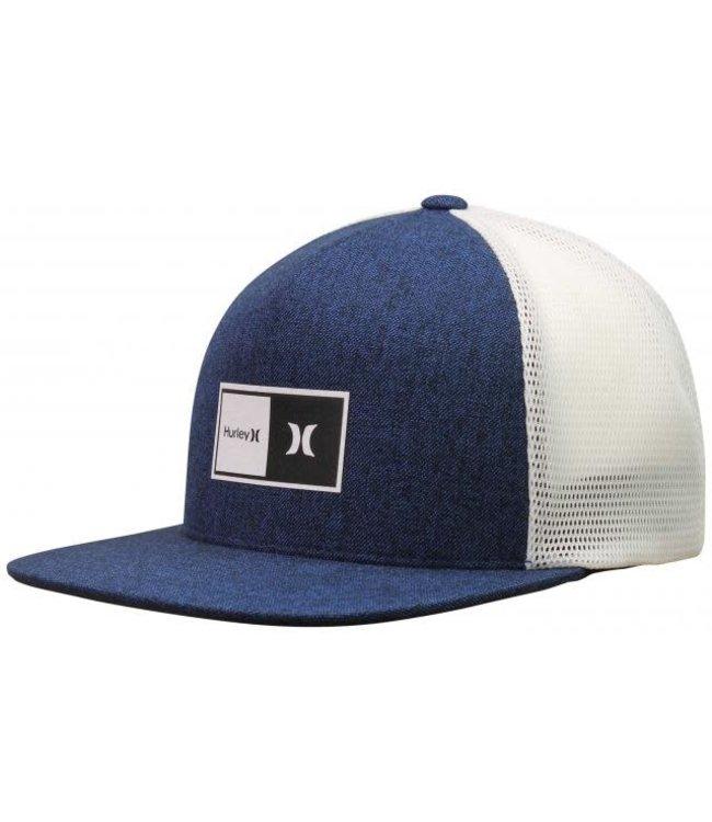 Hurley Mens Natural 2.0 Trucker Hat