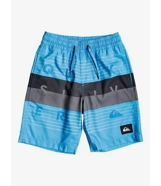 Quiksilver Quiksilver Boys Word Block Volley Shorts