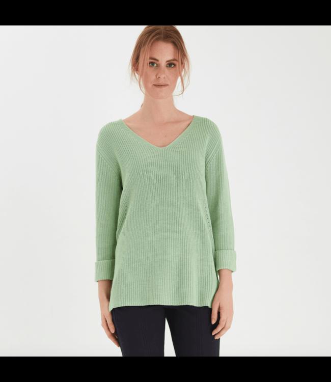 Fransa Womens Frvestrib 2 Pullover