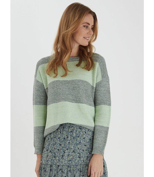 Fransa Womens Frvestrib 1 Pullover