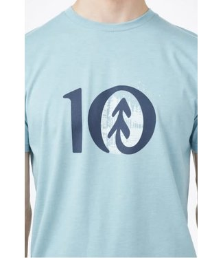Ten Tree Ten Tree Mens Forest Ten T-Shirt