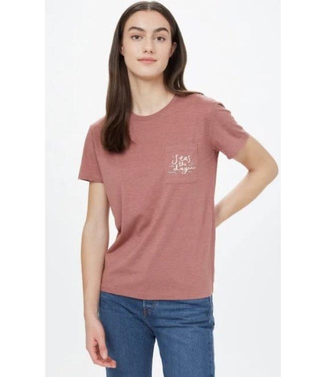Ten Tree Womens Seas the Day T-Shirt