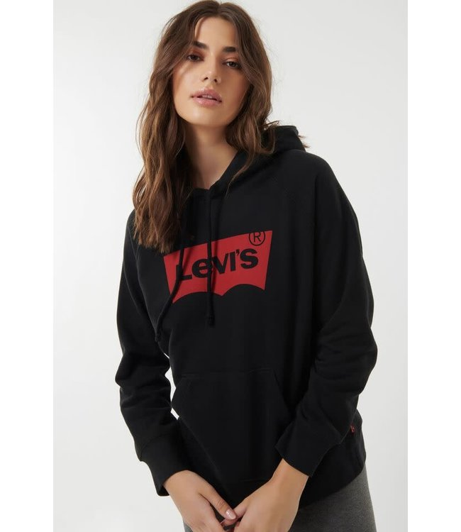 Levi's Womens Graphic Sport Hoodie