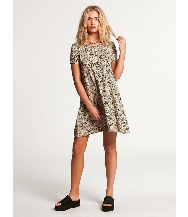 Volcom Womens High Wired Dress