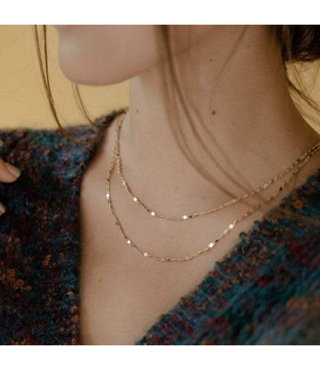 Lovers Tempo Cleo Layered Necklace