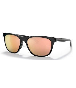 Oakley Oakley Leadline Polished Black w/Prizm Rose Gold Polarized