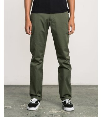 RVCA RVCA Mens Weekend Stretch Pant
