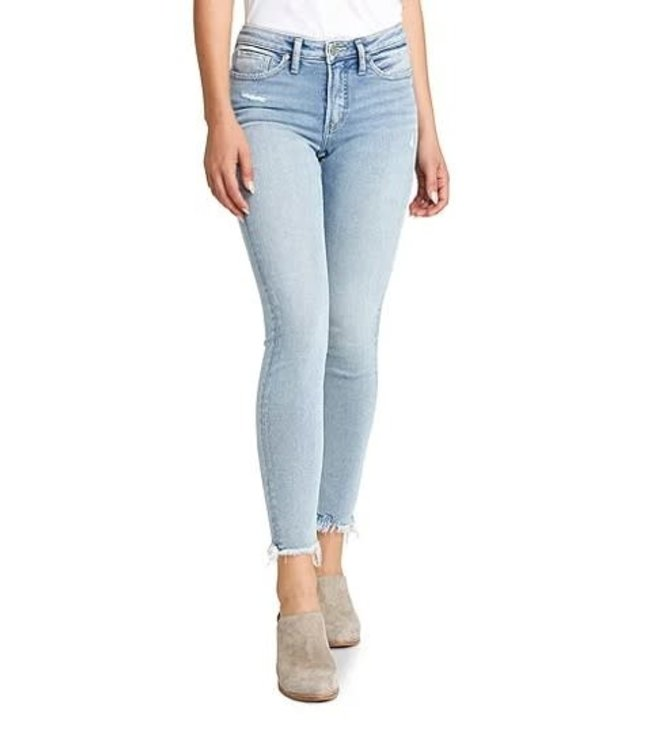 Silver Womens Most Wanted Skinny