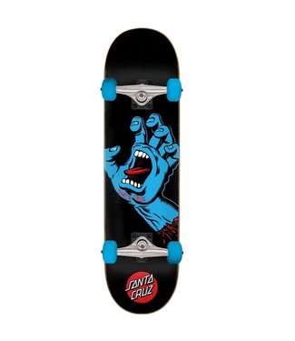 Santa Cruz Cruz Complete Screaming Hand 8x31.25 Skateboard