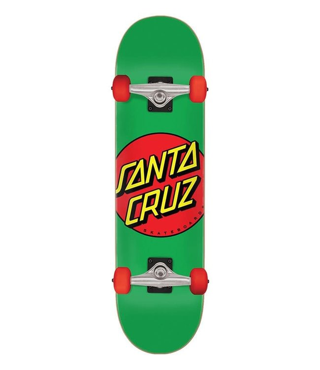 Cruz Complete Classic Dot Mid 7.8x31 Skateboard