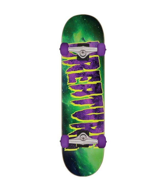 Creature Complete Galaxy Logo Mid 7.8x31 Skateboard