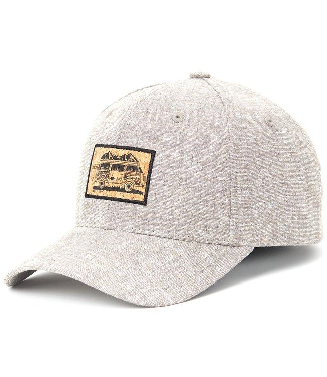 Ten Tree Lake Cork Patch Elevation Hat