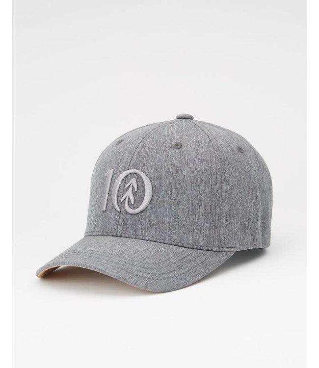 Ten Tree Logo Cork Brim Destination Thicket Hat