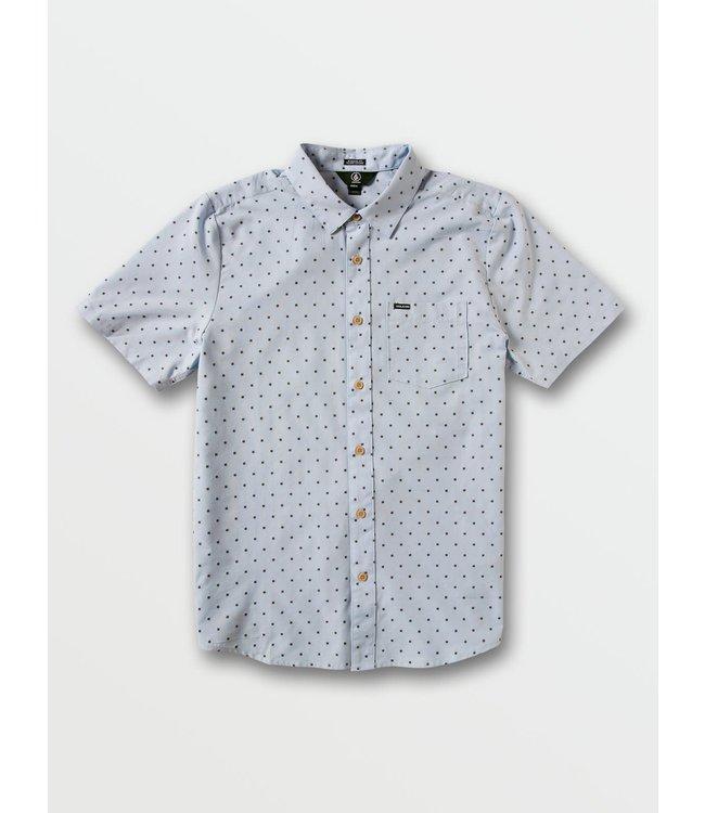 Volcom Mens Palisade Shirt Sleeve Shirt