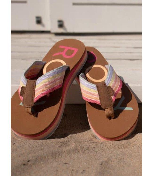 Roxy Girls Chika Hi Sandals
