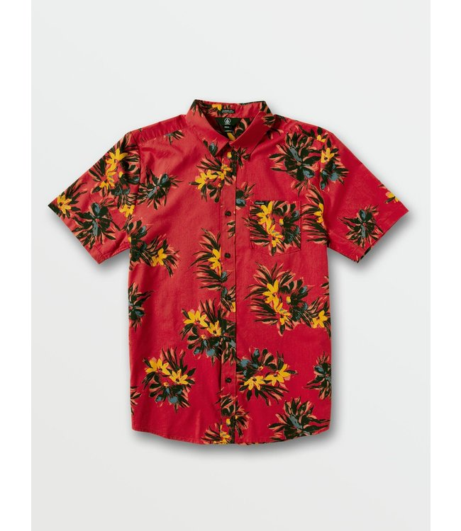 Volcom Floral With Cheese Shirt