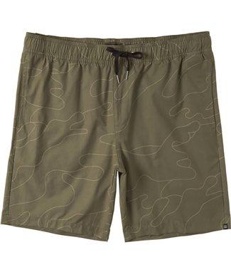 Billabong Billabong Mens Surftrek Perf Elastic Shorts