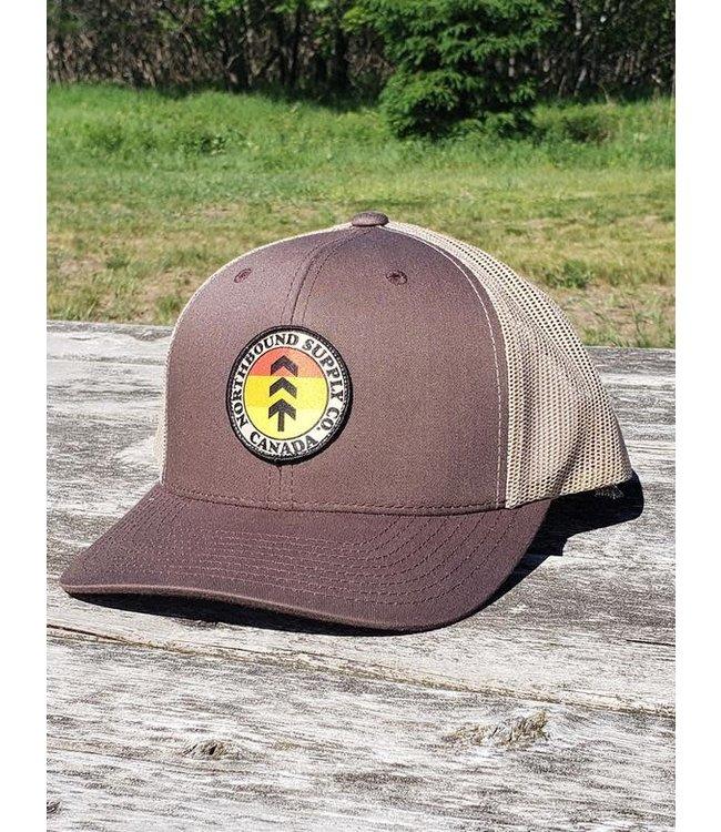 Northbound Retro Logo Patch Trucker Hat