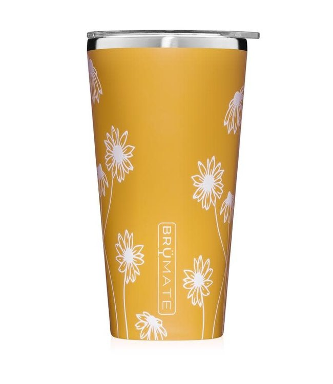 Brumate Imperial Pint 20oz Sun Daisy