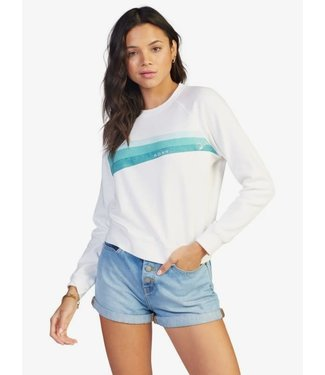 ROXY Roxy Easy Morning Sweat Shirt